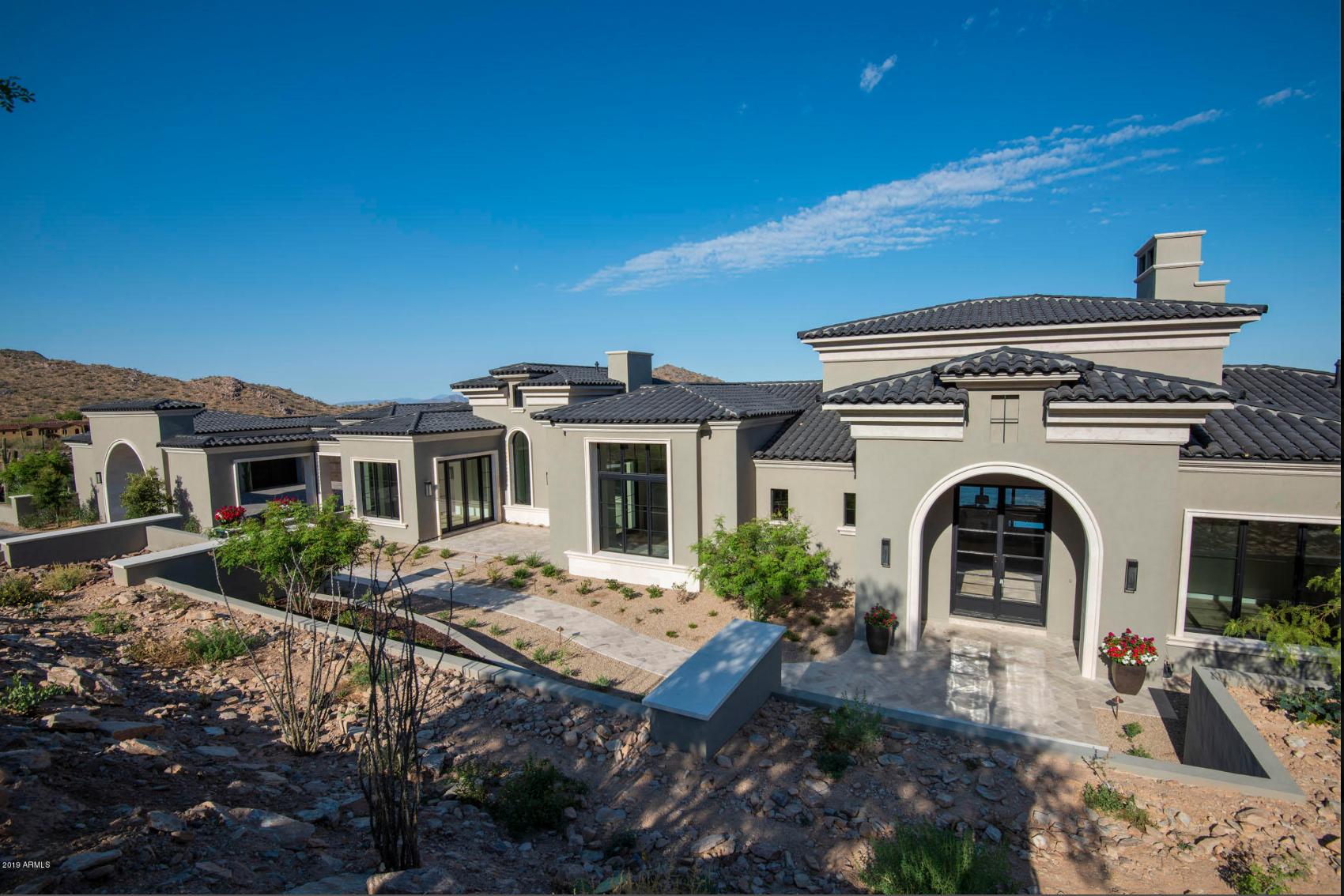 luxury home at 11173 E Feathersong Lane 1704 Scottsdale, AZ 85255