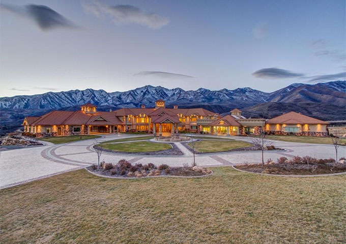 10 most expensive homes for sale in utah homie blog hobble creek home2 sciox Choice Image